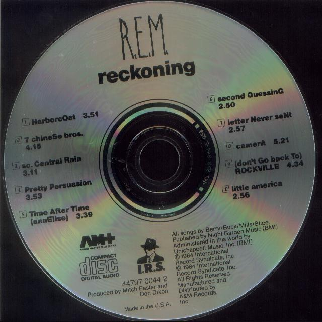 R E M Albums And Ep S Discography